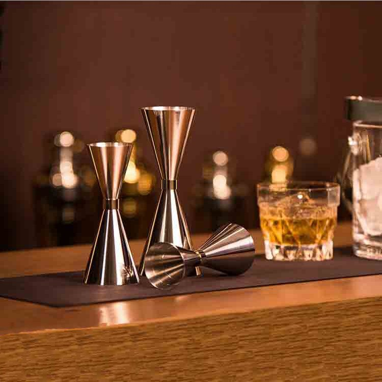 盎斯器-日式(45ml/60ml)調酒工具 調酒器具 調酒量杯 調酒器