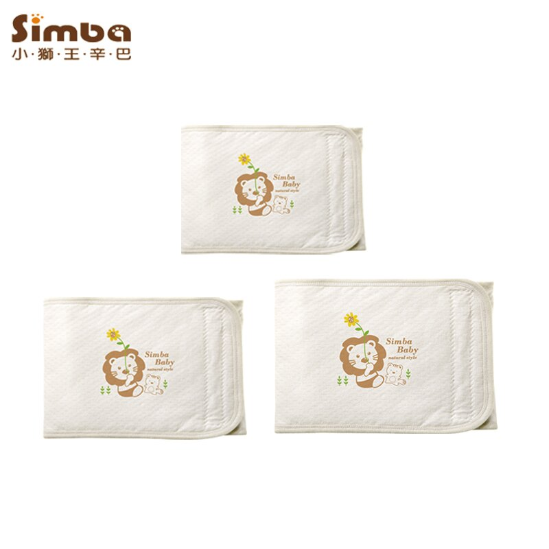 【Simba小獅王】有機棉嬰兒肚圍(S/M/L) 寶寶肚圍-米菲寶貝