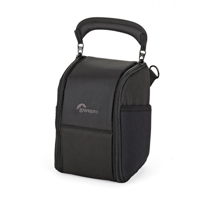 lowepro protactic 100aw (l219) 專業旅行者快取鏡頭袋 可拆卸和調節肩帶