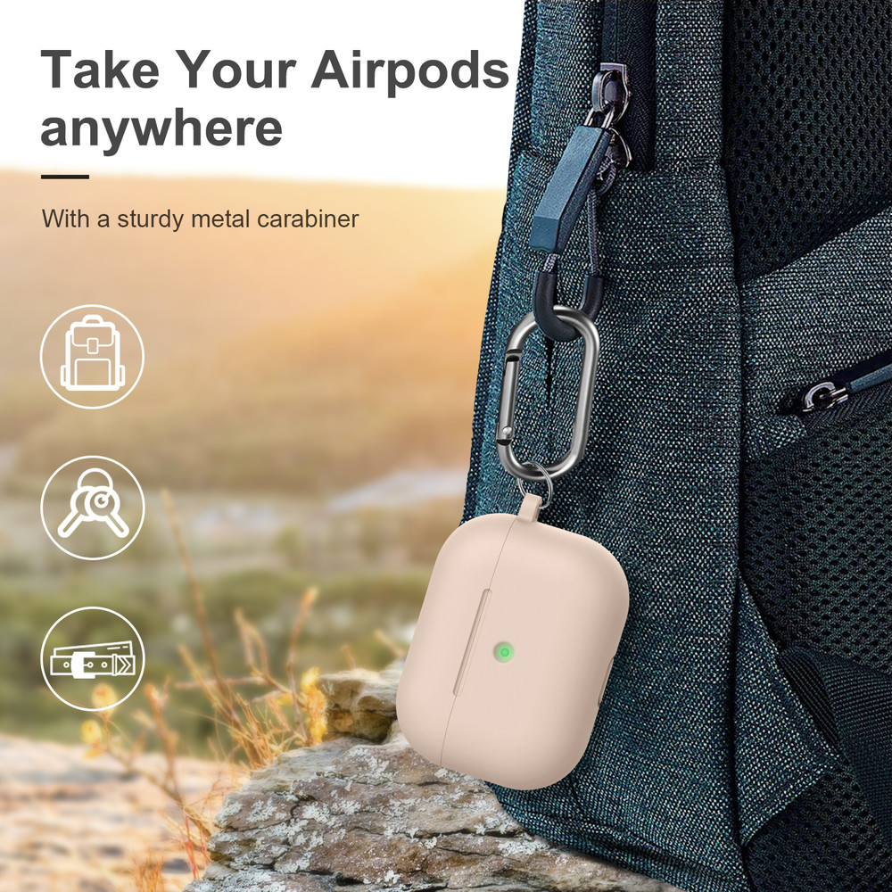 【AIRPODS】聚合黑科技Airpods Pro矽膠保護套