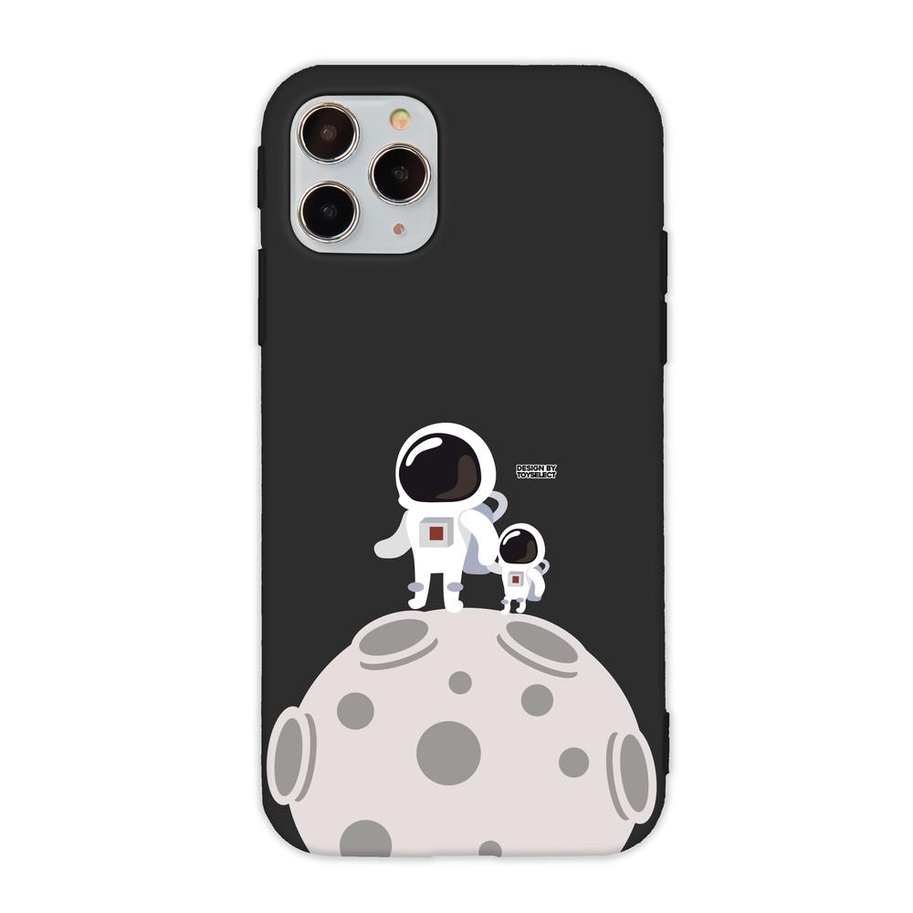【獨家設計】小小太空人星球探險記iPhone手機殼
