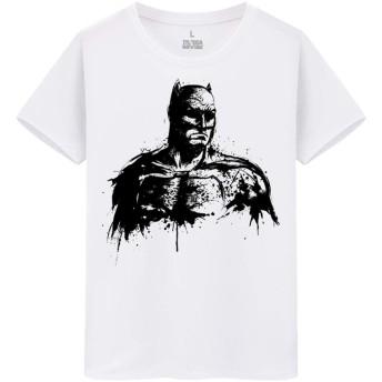 DC コミック 映画 ジャスティスリーグ バットマン スーパーマン メンズ レディース 夏服 スポーツ 半袖 おしゃれ Tシャツ