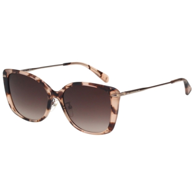 LONGCHAMP 太陽眼鏡 (豹紋色)LO654