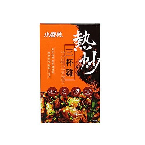 小磨坊三杯雞30G【愛買】