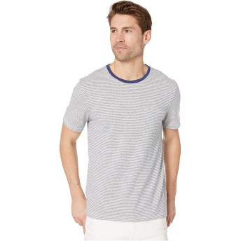 [ジェイクルー] メンズ シャツ Hemp Cotton Jersey Izmir Stripe Short Sl [並行輸入品]