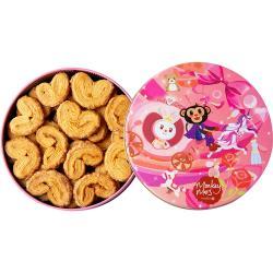 monkey mars 火星猴子 幸福蝴蝶酥餅乾