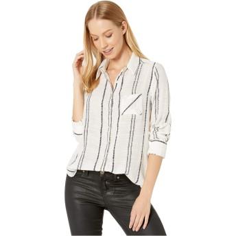 [チェイサー] レディース シャツ Classic Long Sleeve Button-Down Shirt [並行輸入品]