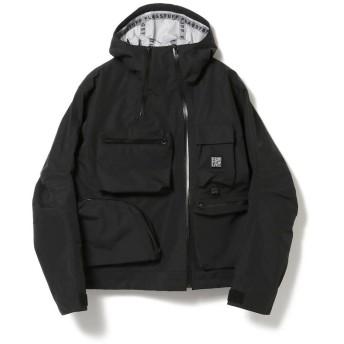 (BEAMS MEN/ビームス メン)F-LAGSTUF-F / 3M Mt CUSTOM JKT/メンズ BLACK
