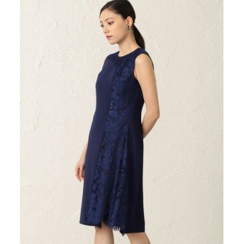 EPOCA/エポカ リバーレースコンビ ドレス ブルー5 38