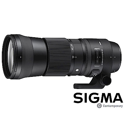 SIGMA 150-600mm F5-6.3 DG OS HSM Contemporary系列 超望遠鏡頭