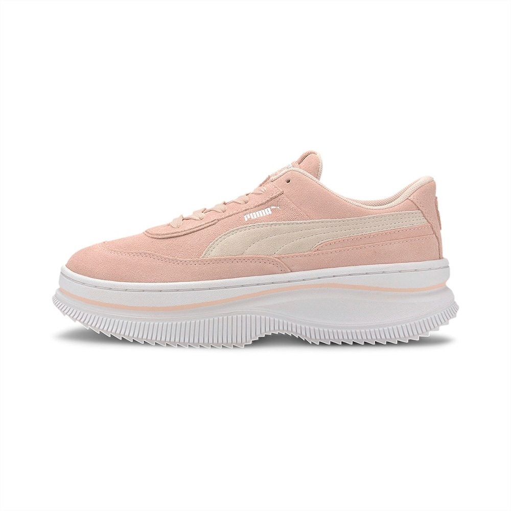 PUMA-Deva Suede Wn's 復古運動鞋-水玫瑰 37242304