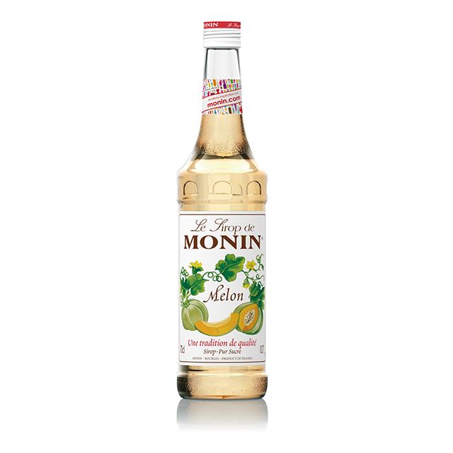 開元食品 Monin糖漿-蜜瓜700ml