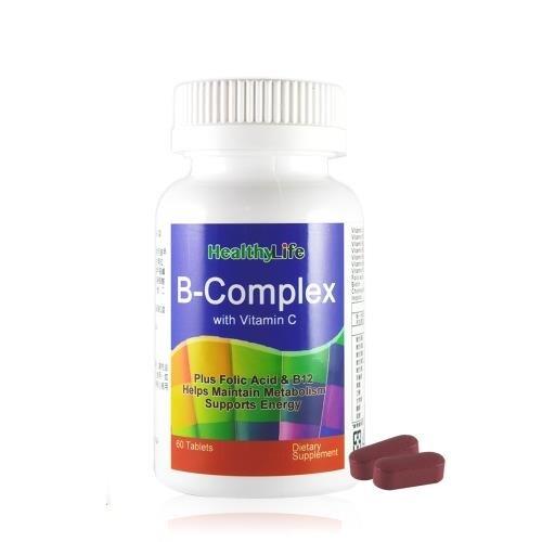 加力活沛力水溶性維他命b+c錠(60顆/瓶)