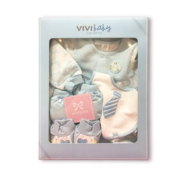 vivibaby 粉漾妙妙裝禮盒
