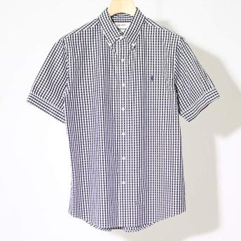 (ジムフレックス) Gymphlex チェックシャツ [J-1421TSS] BLACK GNGM M
