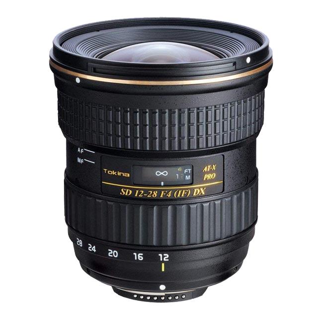 Tokina 超廣角變焦鏡頭 AT-X 12-28mm F4 PRO DX