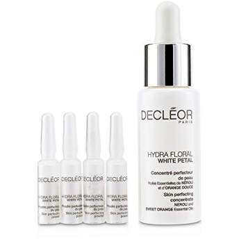 デクレオール Hydra Floral White Petal Skin Perfecting Professional Mix (1x Concentrate 30ml, 10x Powder 4g) - Salon Product -並行輸入品
