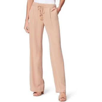 Paige(ペイジ) ボトムス カジュアルパンツ PAIGE Solynne Tie Waist Pants Tan レディース [並行輸入品]