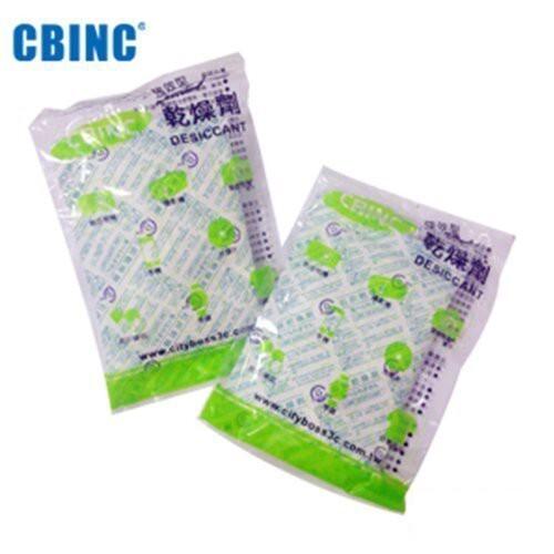 cbinc 強效型乾燥劑 吸濕能力 適合於低溫度保存 應用廣泛適食品 服裝