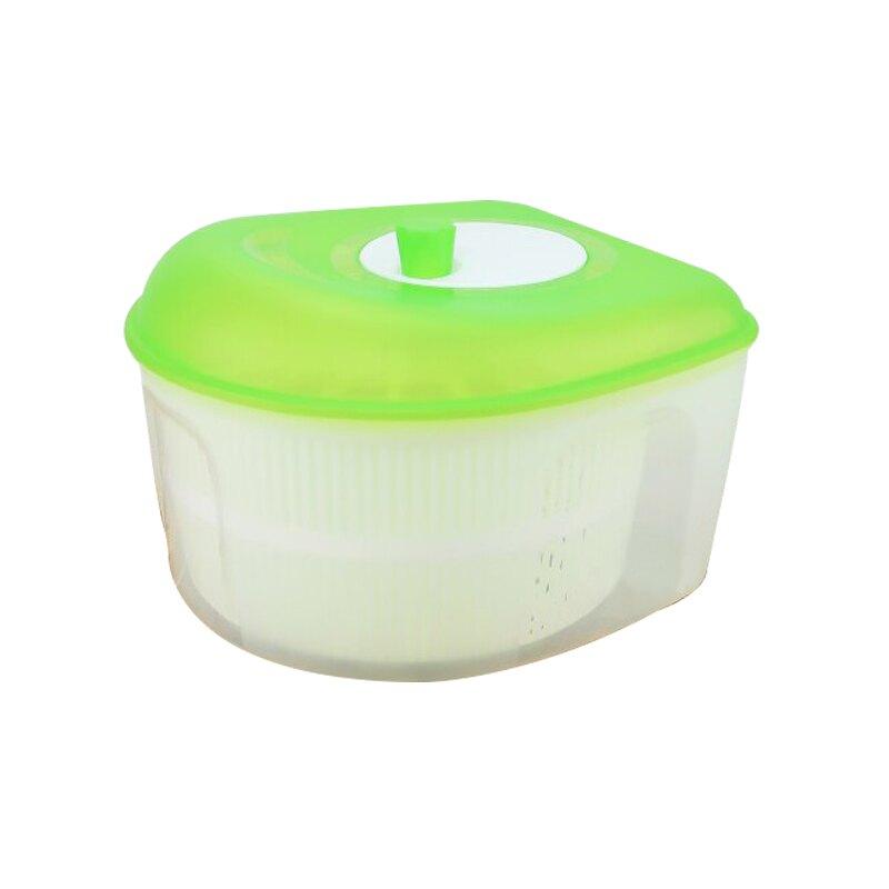 聯府沙拉蔬果脫水器8L瀝水籃蔬果脫水器P9-108-大廚師百貨