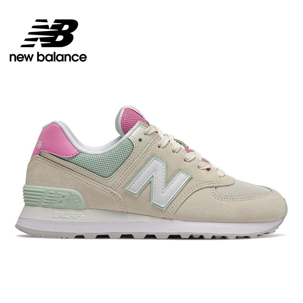 【New Balance】 復古鞋_女性_灰色_WL574SAO-B楦 574
