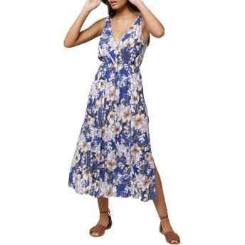 O'NEILL(オニール) トップス ワンピース O'Neill Joiya Floral Print Midi Dress Multi Colo レディース [並行輸入品]