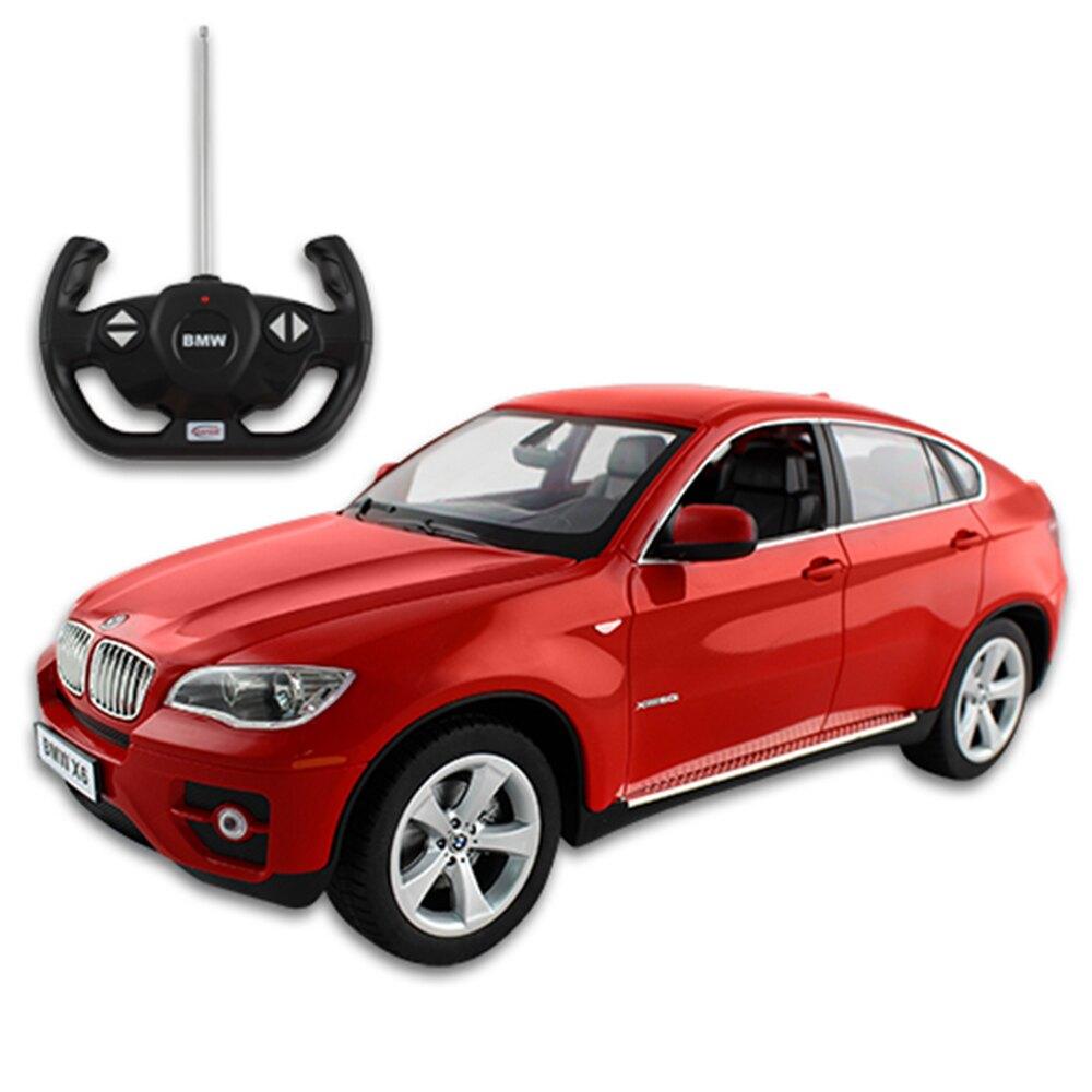 【瑪琍歐玩具】1:14 BMW X6   遙控車/31400