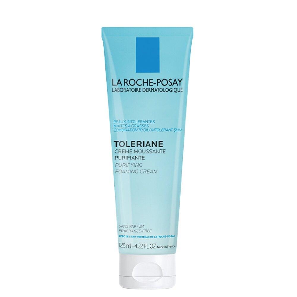 理膚寶水/ TOLERIANE /多容安泡沫洗面乳 125ml (原廠公司貨,有原廠序號及集點)