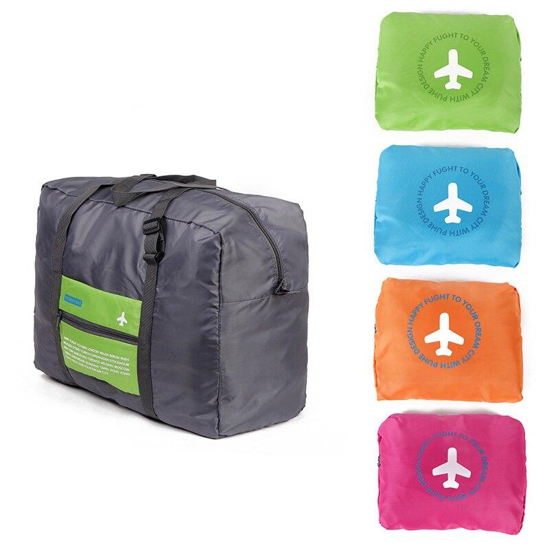 出國收納袋  大容量旅行包 行李桿收納包拉桿包行李箱 手提袋 衣物手提包 輕便防水 大容量肩背包 長期