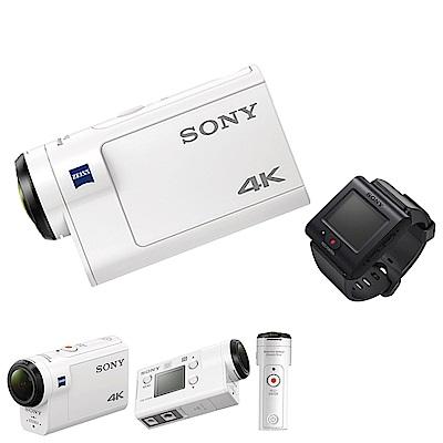 SONY 索尼 FDR-X3000R 4K高畫質運動攝影機