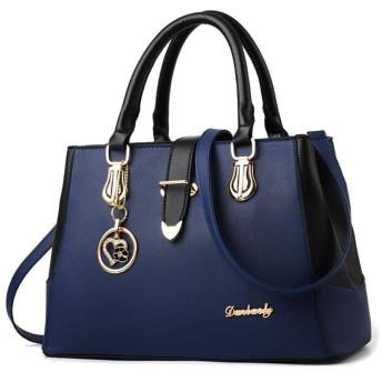 ファッションハンドバッグショルダーバッグメッセンジャー,紺