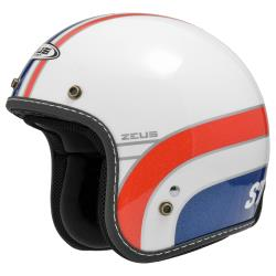 [ZEUS]382D K63 3/4罩 騎士帽(安全帽/機車/內襯/鏡片/半罩/可拆洗內襯/開放式安全帽/GOGORO)