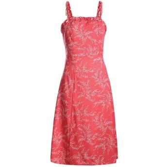 ドレス 女性スリングロングスカートラップパーティーミニドレスのための胸のノースリーブプリントスリムドレス 女の子のドレス (Color : Sky blue, Size : S)