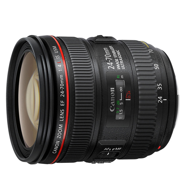 Canon 變焦鏡頭 EF 24-70mm f4L IS USM