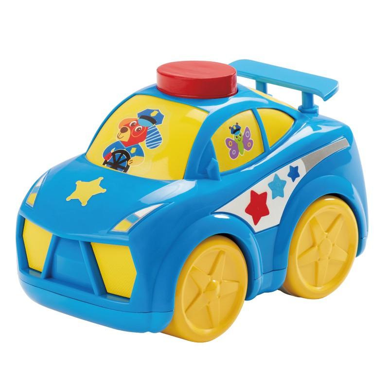 獨家品牌Bru小熊寶雲 幼兒救援車 玩具反斗城