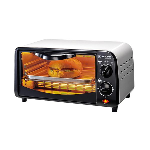 庫存出清 鍋寶 雙旋紐9L電烤箱OV-0910-D