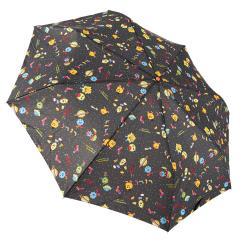 RAINSTORY雨傘-怪獸Party(深灰)抗UV雙人自動傘