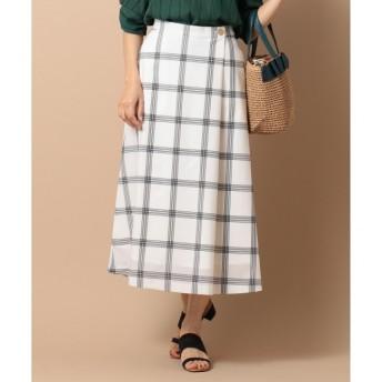 【エニィスィス/any SiS】 【洗える】ライトサマーフレア スカート