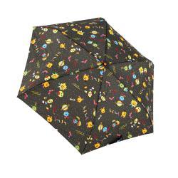 RAINSTORY雨傘-怪獸Party(深灰)抗UV手開輕細口紅傘
