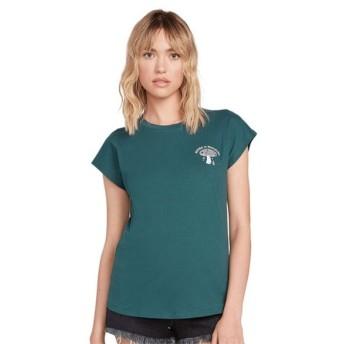 VOLCOM ボルコム レディース Tシャツ 半袖 B3512054 Dare T Shirt