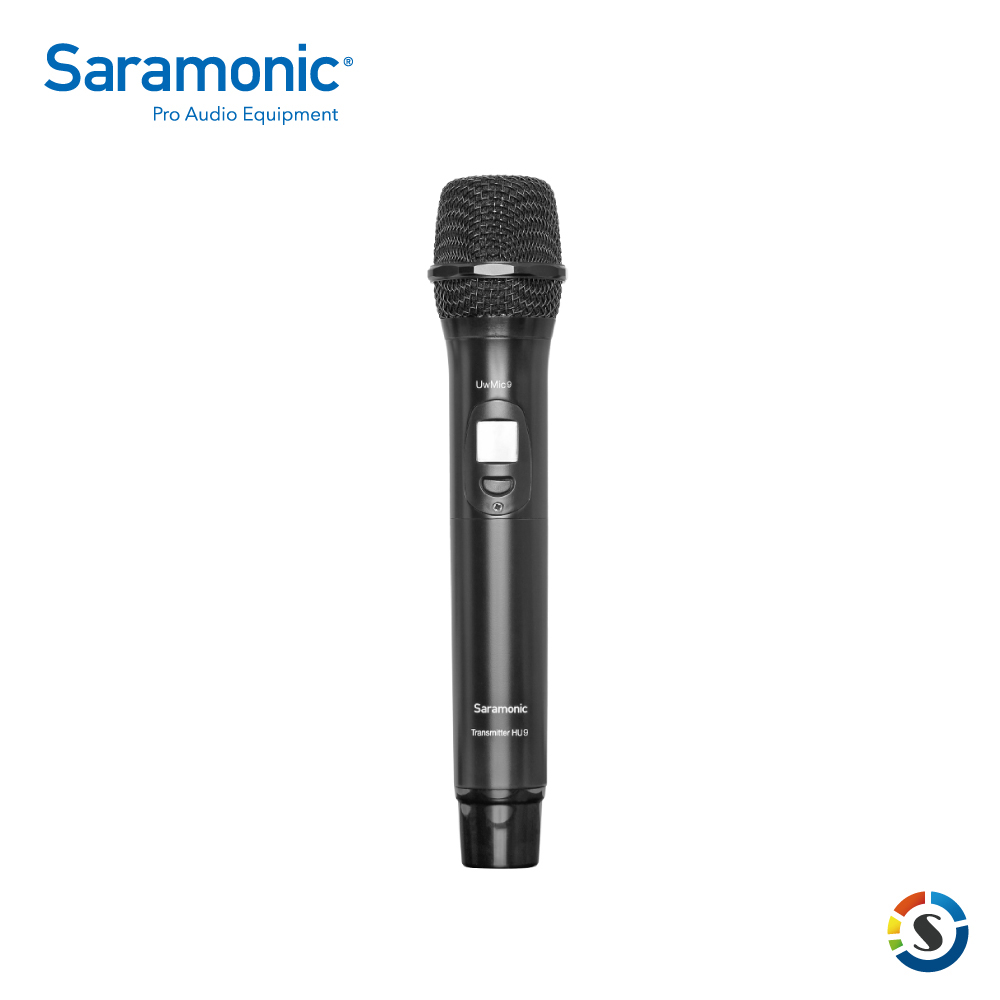Saramonic 楓笛 無線手持式麥克風 UwMic9 (HU9)