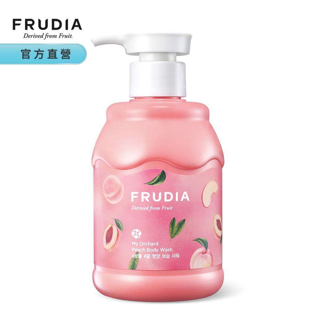 FRUDIA 友肌舒果 香蜜沐浴露(蜜桃|柔潤滋養)