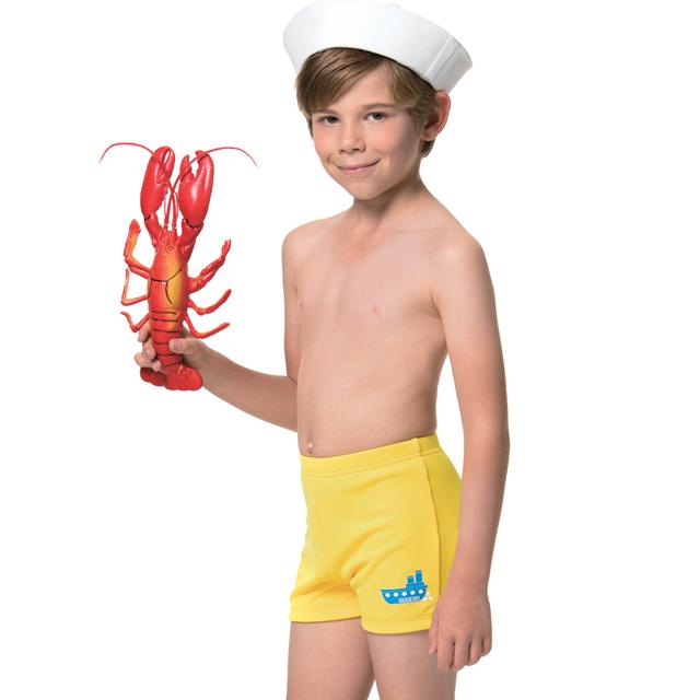 沙兒斯 男童泳褲 B62803-04