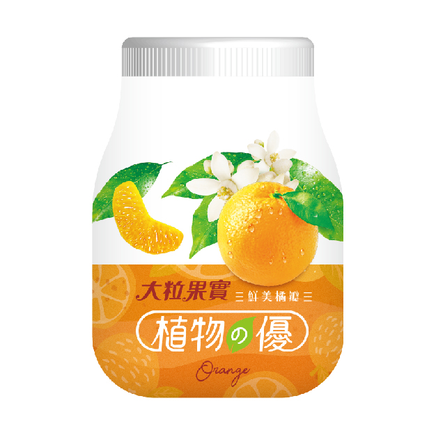 植物之優優格-鮮美橘瓣500g到貨效期約6-8天