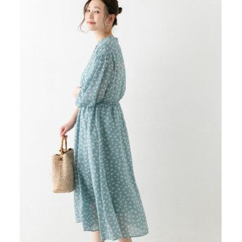 URBAN RESEARCH ROSSO/アーバンリサーチ ロッソ 小花柄ワンピース MINT FREE