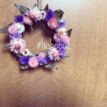Flower wreath mini