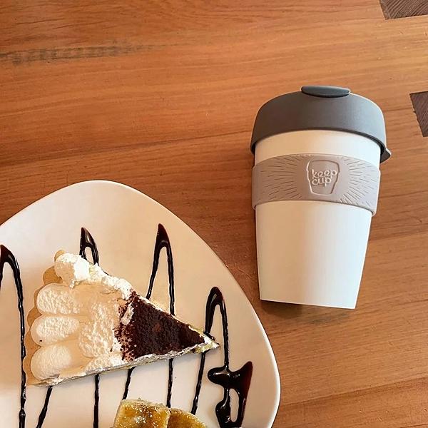 【KeepCup】新款原創隨身杯340ml(12oz) M -奶油絲絨 咖啡杯