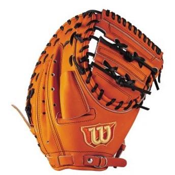 ウィルソン(スポーツオーソリティ)(wilson)/ベースボール ソフト W/HERO 捕手用 3SZ 20