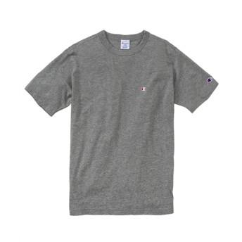 Champion(チャンピオン)綿100%ワンポイント半袖Tシャツ/BASIC Tシャツ・カットソー, T-shirts, テレワーク, 在宅, リモート