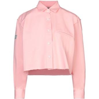 《セール開催中》GCDS レディース シャツ ピンク XS コットン 100%